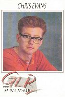 Chris Evans at GLR 1991