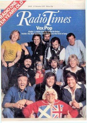 radio rewind radio times cuttings 1970 s