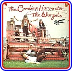 Wurzels Combine Harvester No. 1 in June 1976.